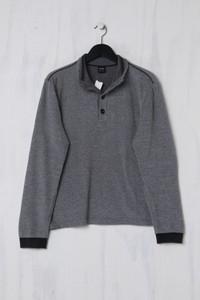 BOSS HUGO BOSS - Pullover mit Paspelierung - S