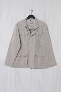 GEOX RESPIRA - Funktions-Jacke mit aufgesetzten Taschen - XL