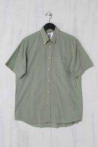 LACOSTE - Basic-Kurzarm-Hemd aus Baumwolle - M