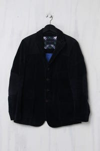 TOMMY HILFIGER - Cord-Jacke mit Elbow Patches - XS