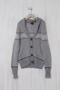 CASHMERE COLLECTION - Norweger-Cardigan - M