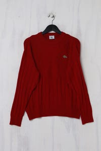 LACOSTE - Pullover mit Wolle - M