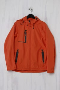 SWITCHER - Outdoor-Jacke mit Kapuze - M