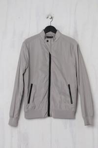ZARA MAN BASIC - Basic-Jacke mit Zipper - L