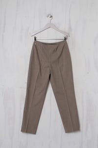 LACOSTE - Hose mit Wolle - S